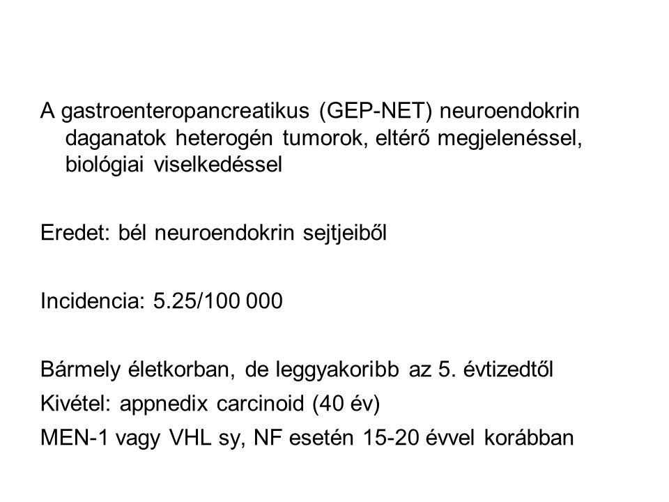 neuroendokrin rák prognózis máj)