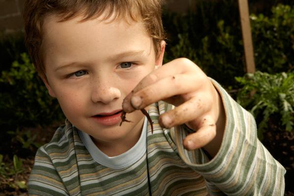 férgek tünetekkel küzdő gyermekeknél