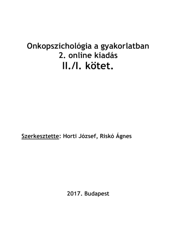 vastagbélrák tnm 8. kiadás)