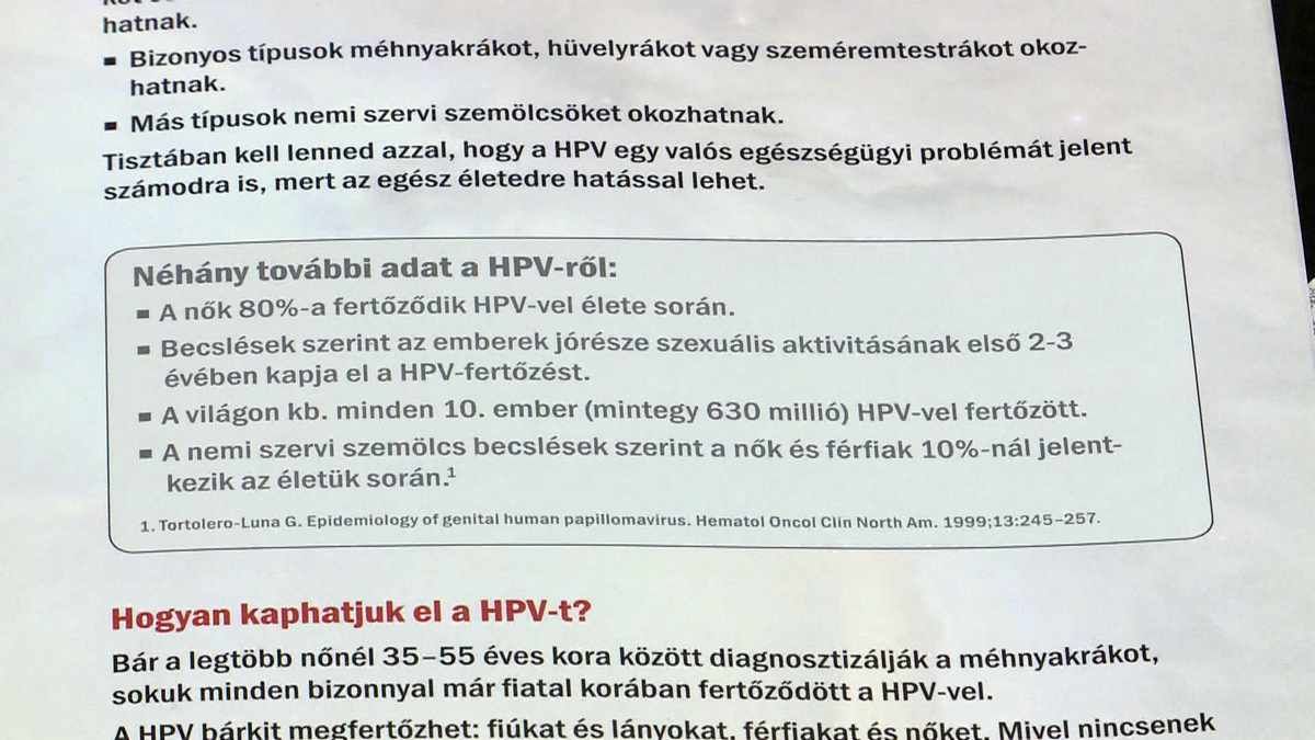 Sick and deceived - HPV vaccinations in Denma