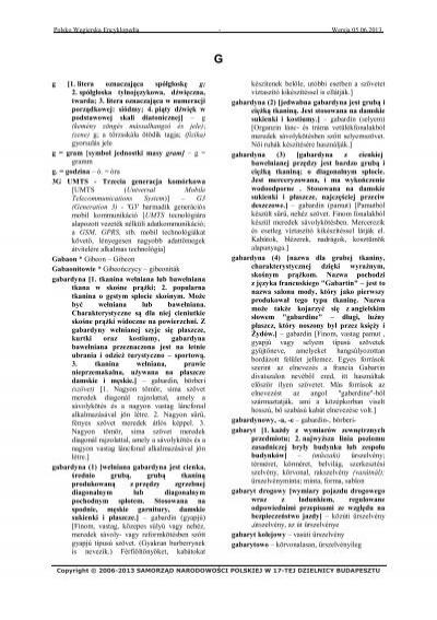 szélessávú morfológia)