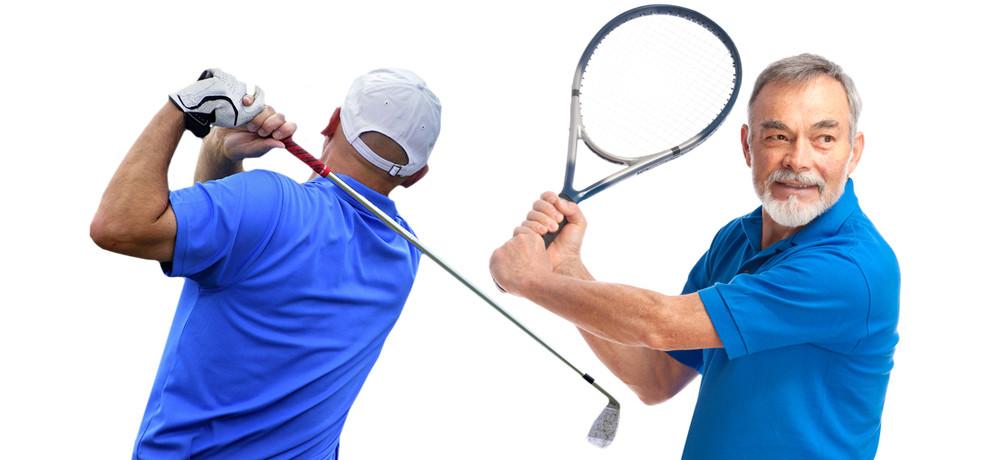 emberi tenisz kezelés