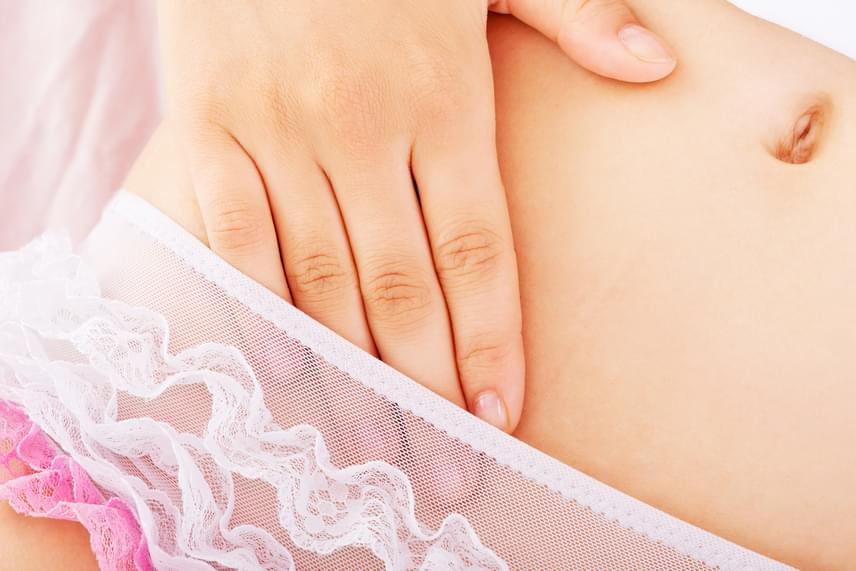 papillomavírus és az alsó hasi fájdalom