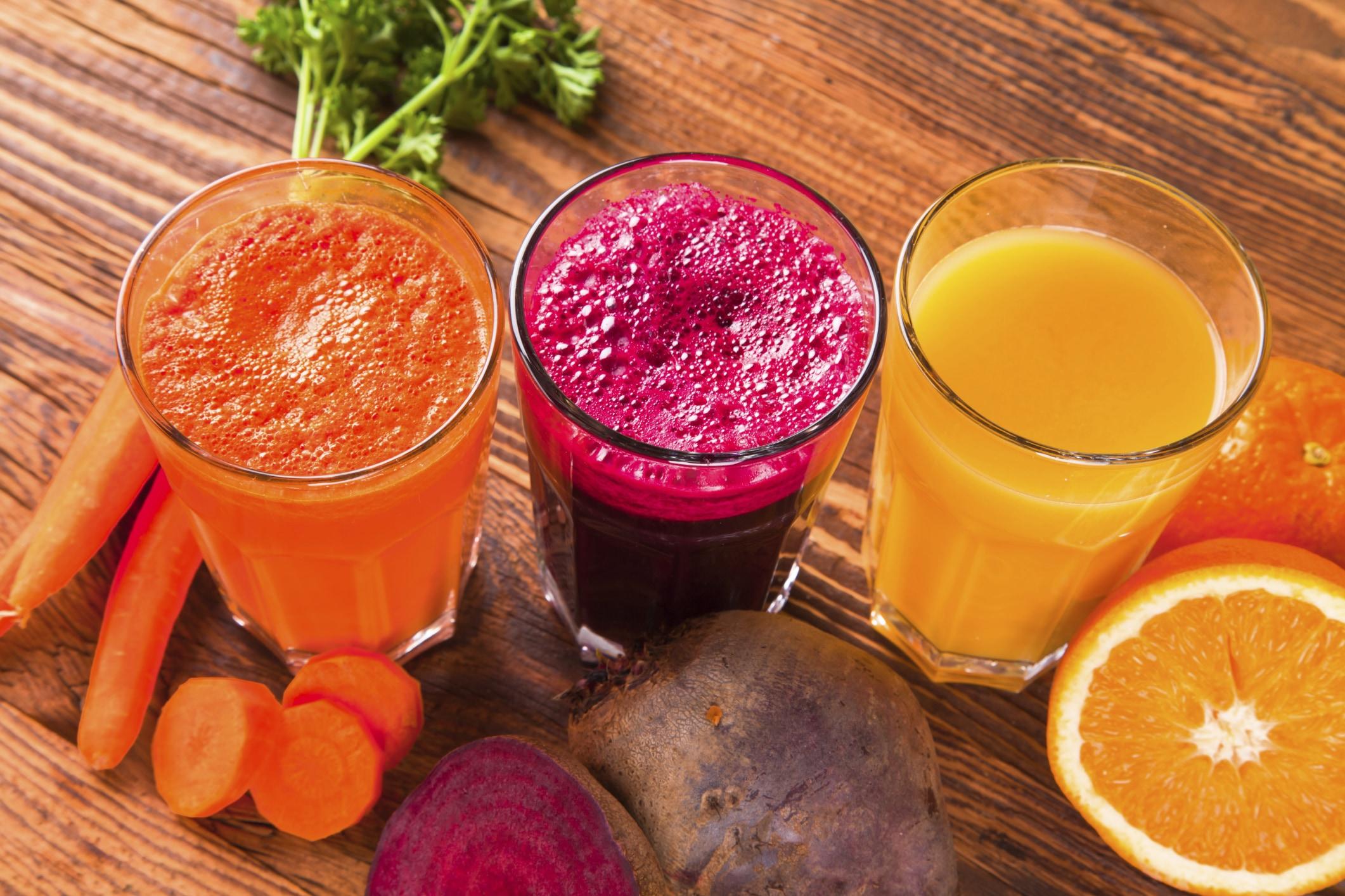 gyümölcslevek méregtelenítéshez és fogyókúrás receptek