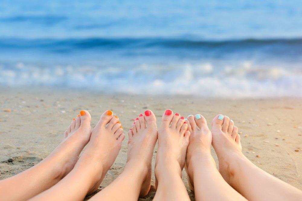 szemölcsök lábszegek