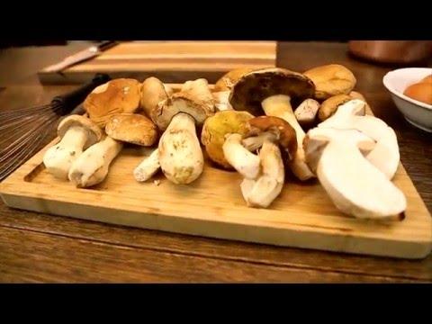 A gombák parazita testének megtisztítása, A parazita gombák testének megtisztítása