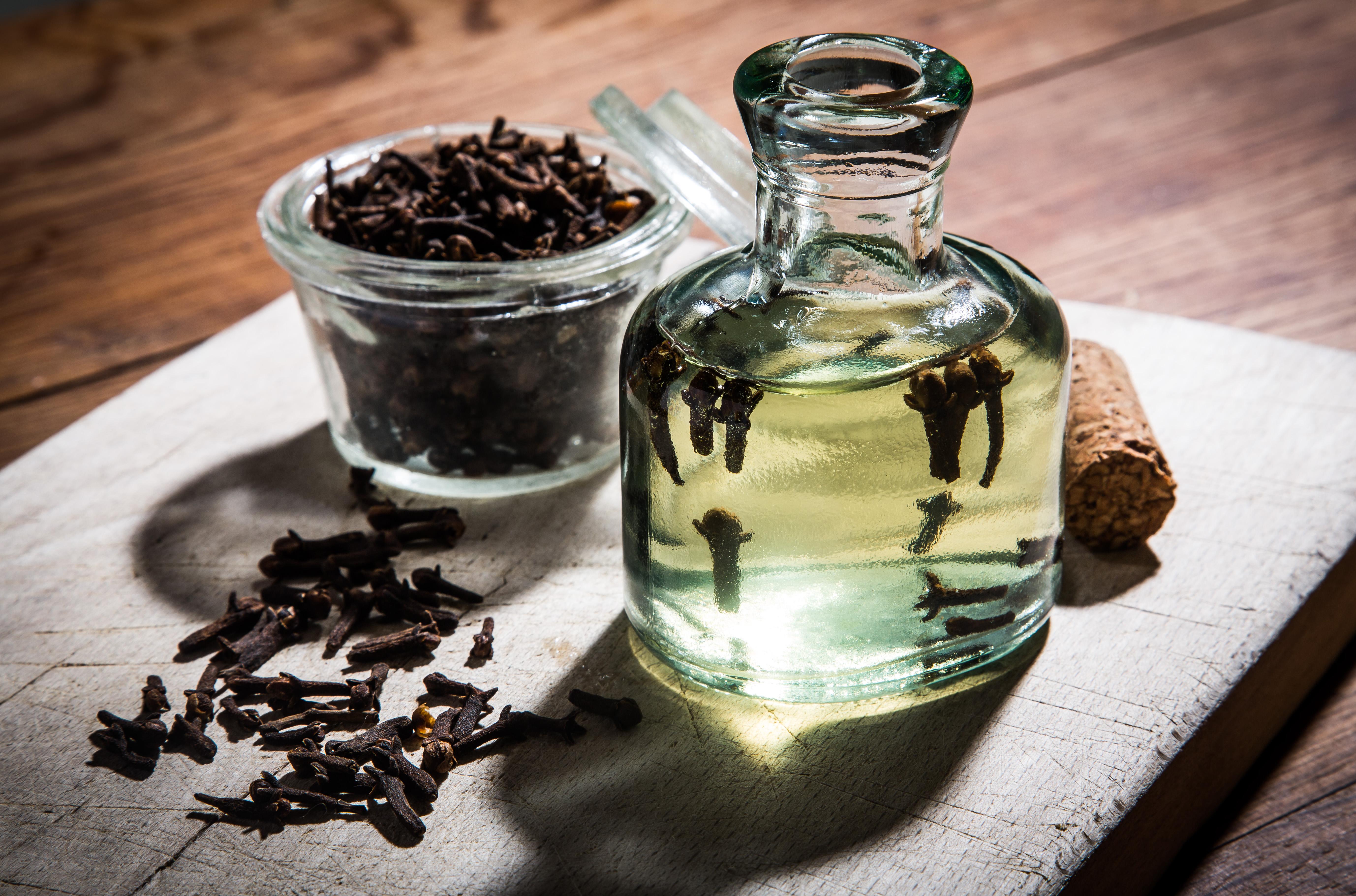 szegfűszeg tea paraziták ellen