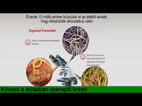 helminták és immunmoduláció