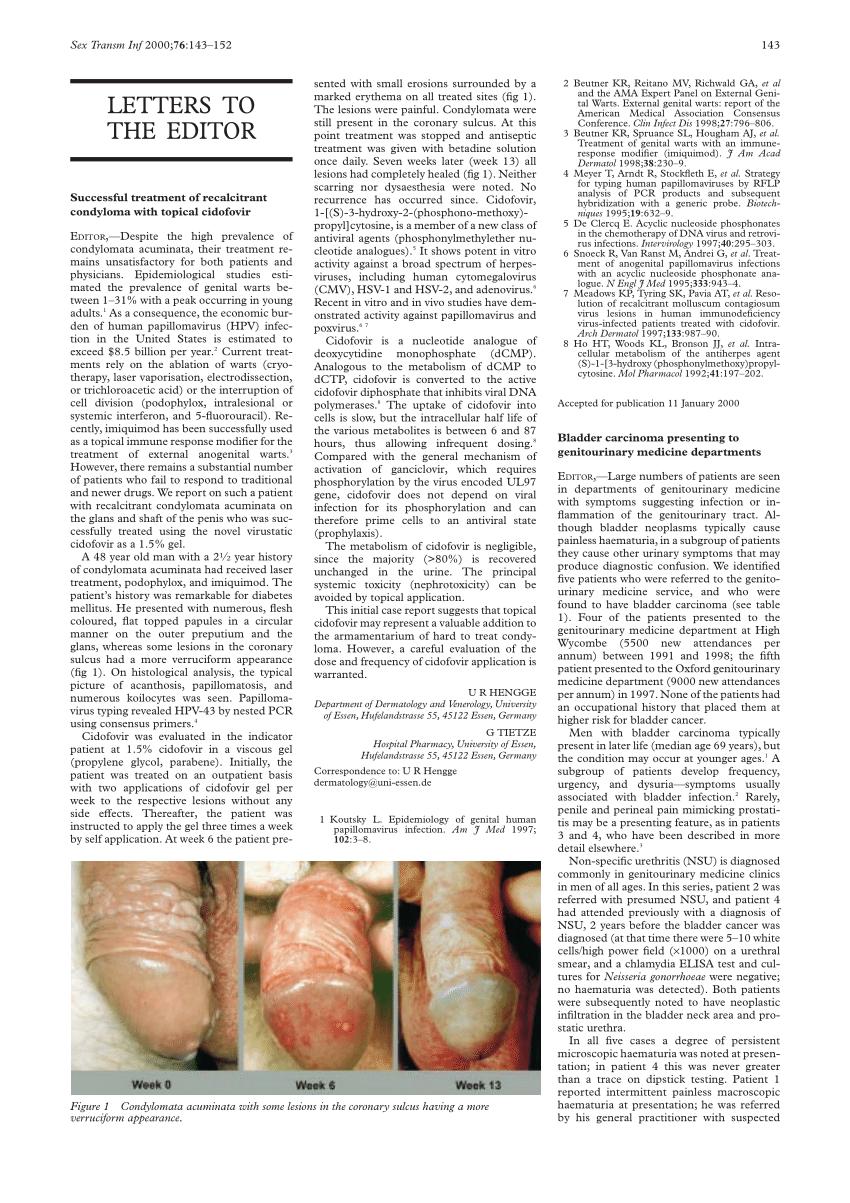 Hússzínű kinövés a nemi szerven: a Condyloma tünetei és kezelése - Egészség   Femina