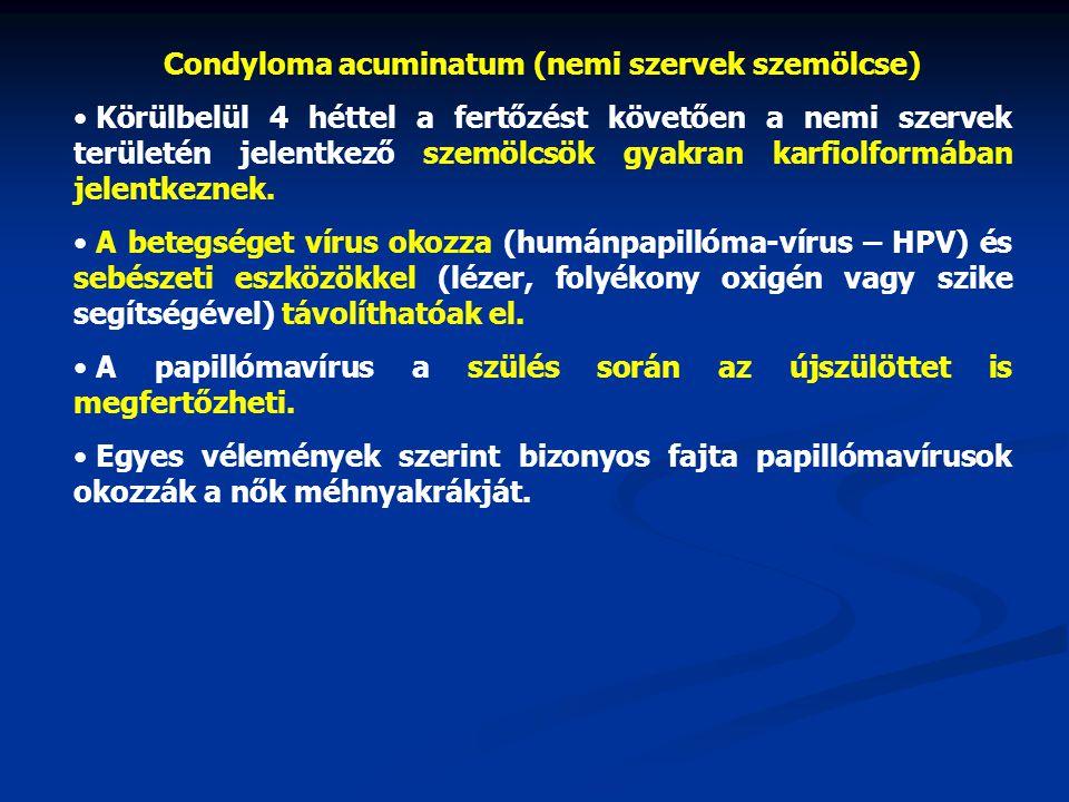 HPV és a Tévhitek - Dr. Csabai Zsolt PhD, Betadin condyloma kúpok