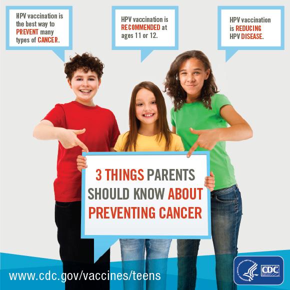 hpv vakcina cdc)
