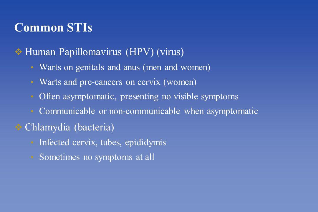hpv vírus és chlamydia