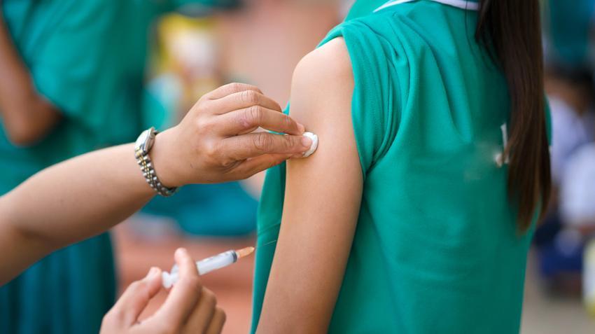 papillomavírus elleni vakcina a világon