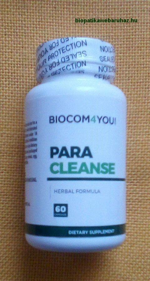 Parazitakészítmény embernek 1 tabletta