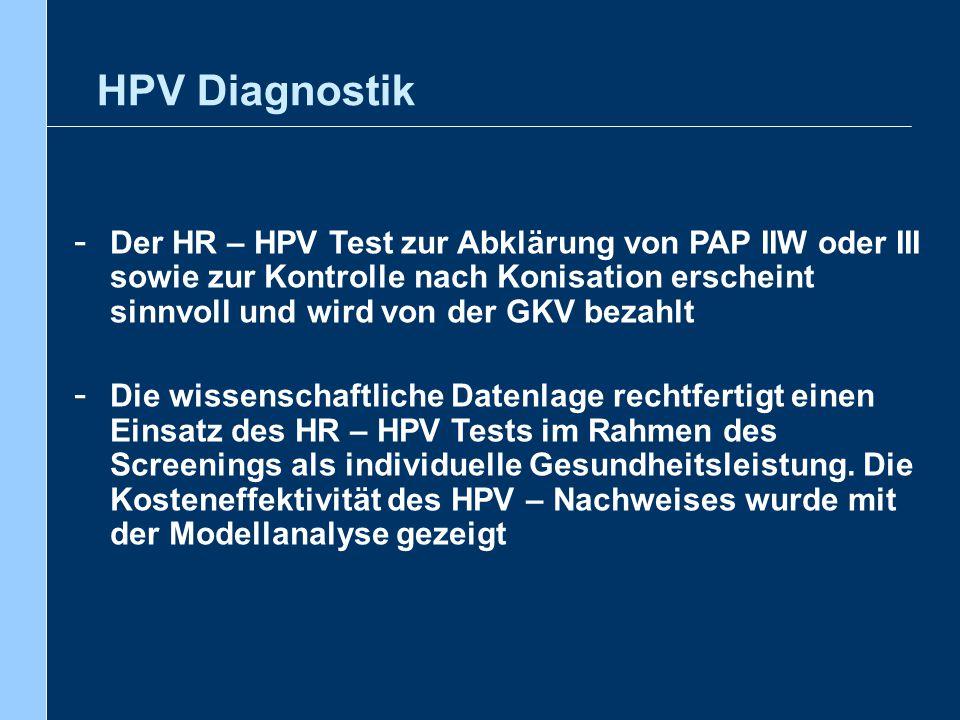 hpv impfung leitlinie)